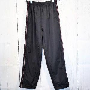 Wilson MP Black Pink & White Stripes Track Pants